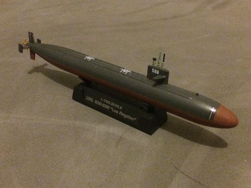 Submarine Gallery - IPMS Ireland