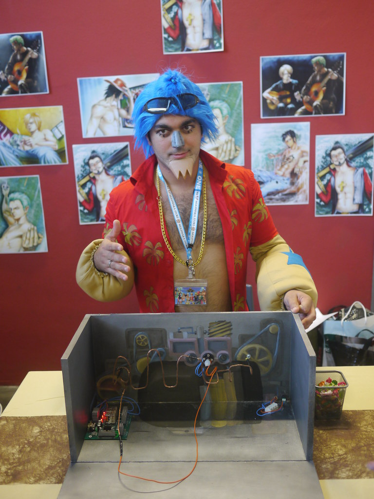 related image - Casino One Piece - Animasia 2014 - P1940618