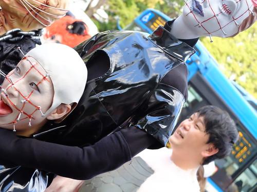 Kawasaki Halloween parade 2014 80
