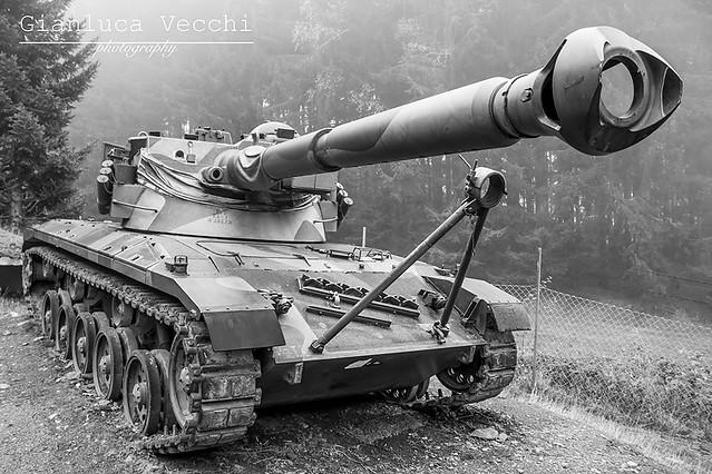 """SK-105 Kürassier"" Austrian Tank"