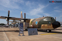 346 - 382-4920 - Royal Jordanian Air Force - Lockheed C-130H Hercules L-382 - Fairford RIAT 2006 - Steven Gray - CRW_1338