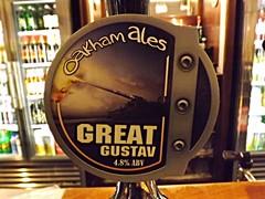 Oakham, Great Gustav, England