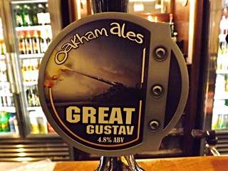 Oakham, Great Gustav, England