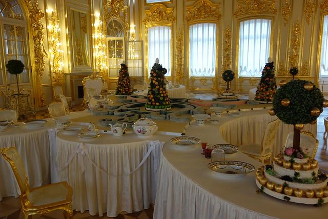 510 - Tsarskoye Selo (Palacio de Catalina - Pushkin)
