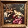 Magdalena y los ángeles, ca. 1660. by A TTou.
