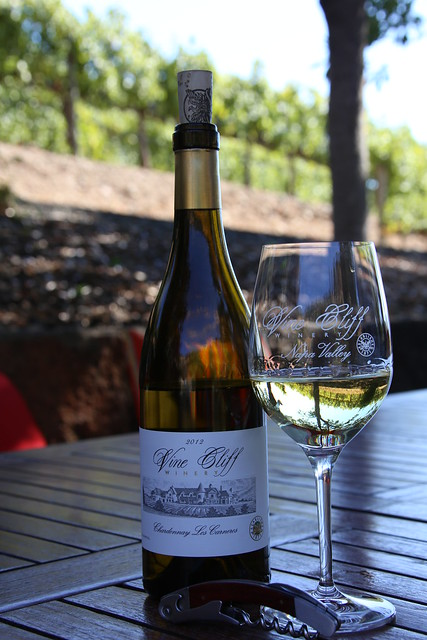 The Cliff hill winery.  St. Helena, California.