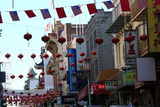 Chinatown, San Francisco, California.