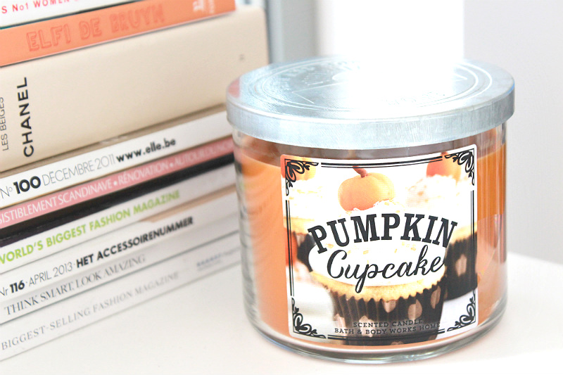 Bath Body Works Pumpkin Cupcake