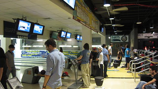 RoboGrads Halloween Party 2014--Bowling