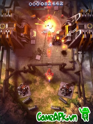 Sky Force 2014 v1.37 hack full sao & Unlocked cho Android