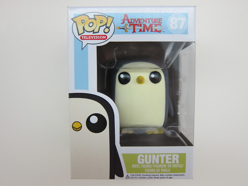 Funko Pop - Gunter - Front