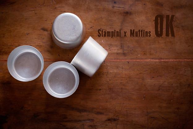 Stampini per muffins