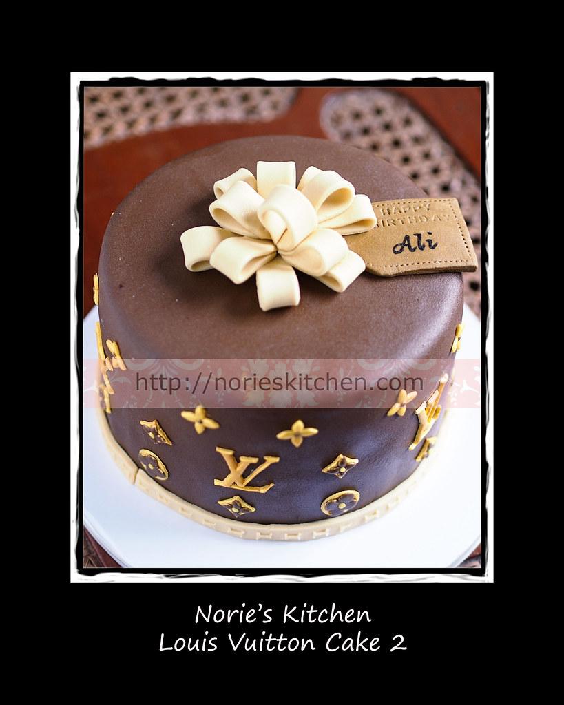 Louis Vuitton Nories Kitchen Custom Cakes
