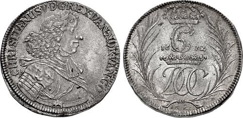 Triton XVIII sale lot 1502