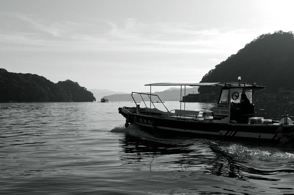 海上タクシー||京都府与謝郡伊根町