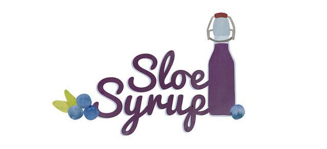 sloe syrup