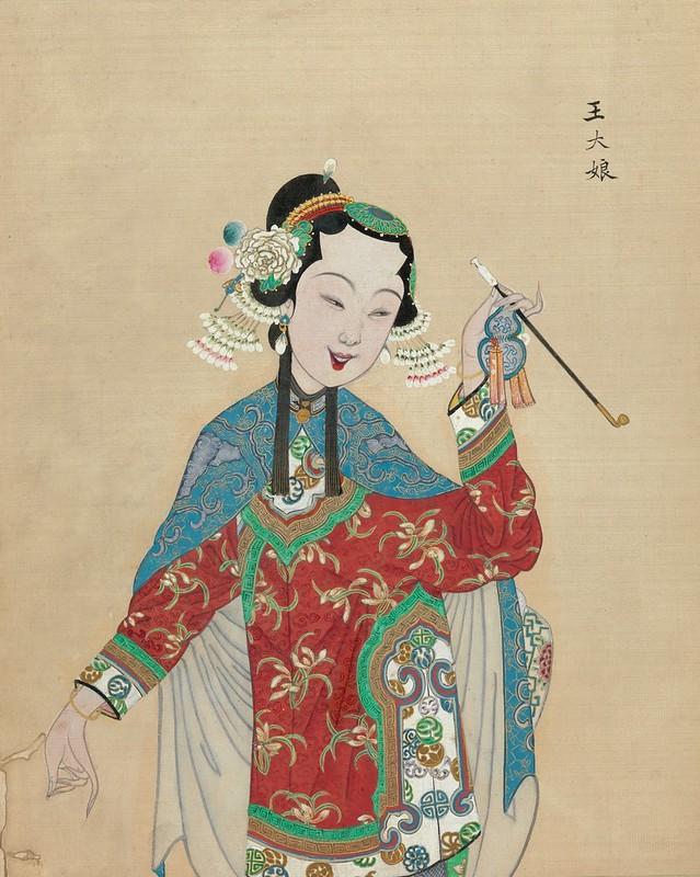 Chinese Opera figure c