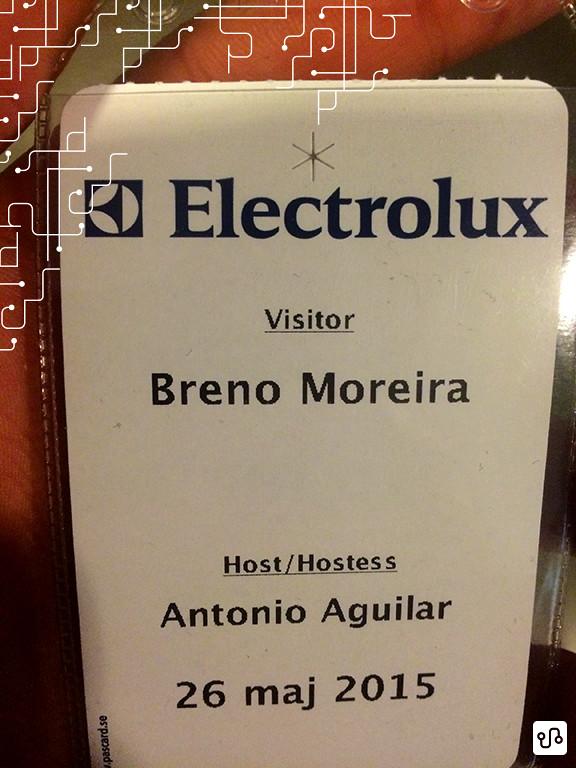 Visita Electrolux