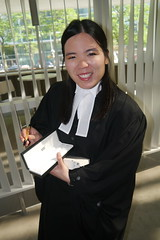 Ke-Jia Chong - Law Society of Upper Canada - Special Convocation 2015