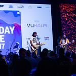 Fri, 17/03/2017 - 5:32pm - Black Joe Lewis and the Honeybears Live at SXSW Radio Day Stage Powered by VuHaus 3.17.17 photographer: Sarah Burns
