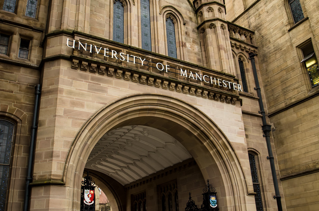 University of Manchester Building - Creative Commons