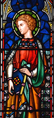 St John the Evangelist  (Lavers & Barraud, 1867)