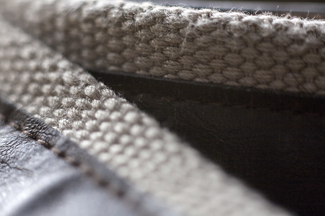 Textile and leather, Canon EOS 5D, Canon EF 100mm f/2.8 Macro
