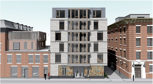 One Newcomb Place Renderings