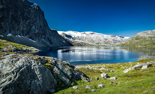 norge norway norwegen djupvatnet lake see natur nature landscape landschaft reflections mountains mountain outdoor water snow rocks summer sommer canon eos 5d mark iii 5d3 24105l