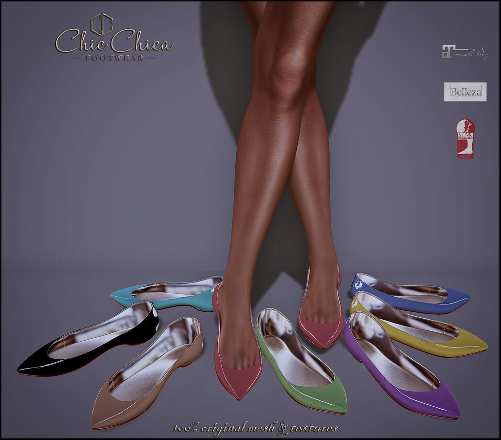 Juliana by ChicChica @ Shoetopia soon! - SecondLifeHub.com