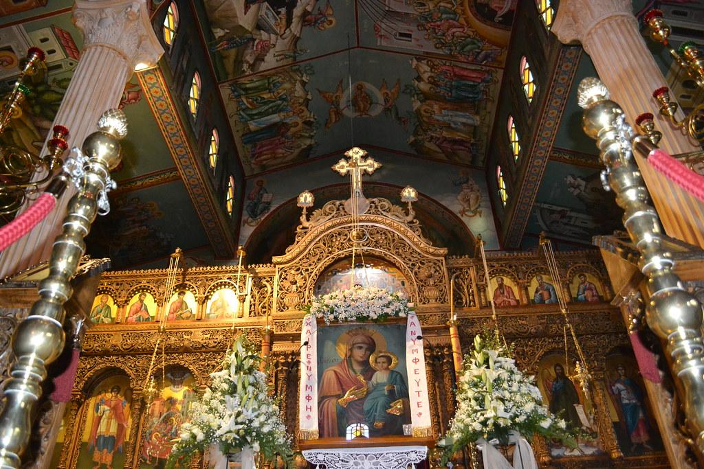 Ακάθιστος Ύμνος στον Καθεδρικό Πειραιώς 2017