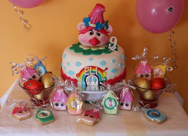 Cake by María José Andreu Granados of Hecho En Casa