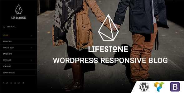 Lifestone WordPress Theme free download