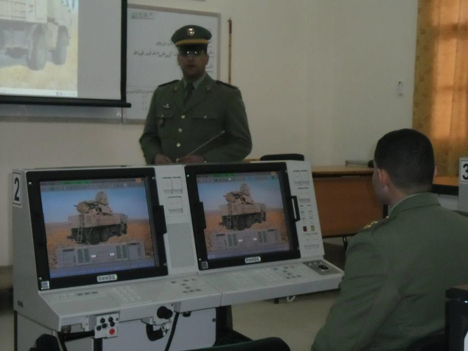 القوات البرية الجزائرية [ Pantsyr-S1 / SA-22 Greyhound ]   33717027590_8a818c9403_o