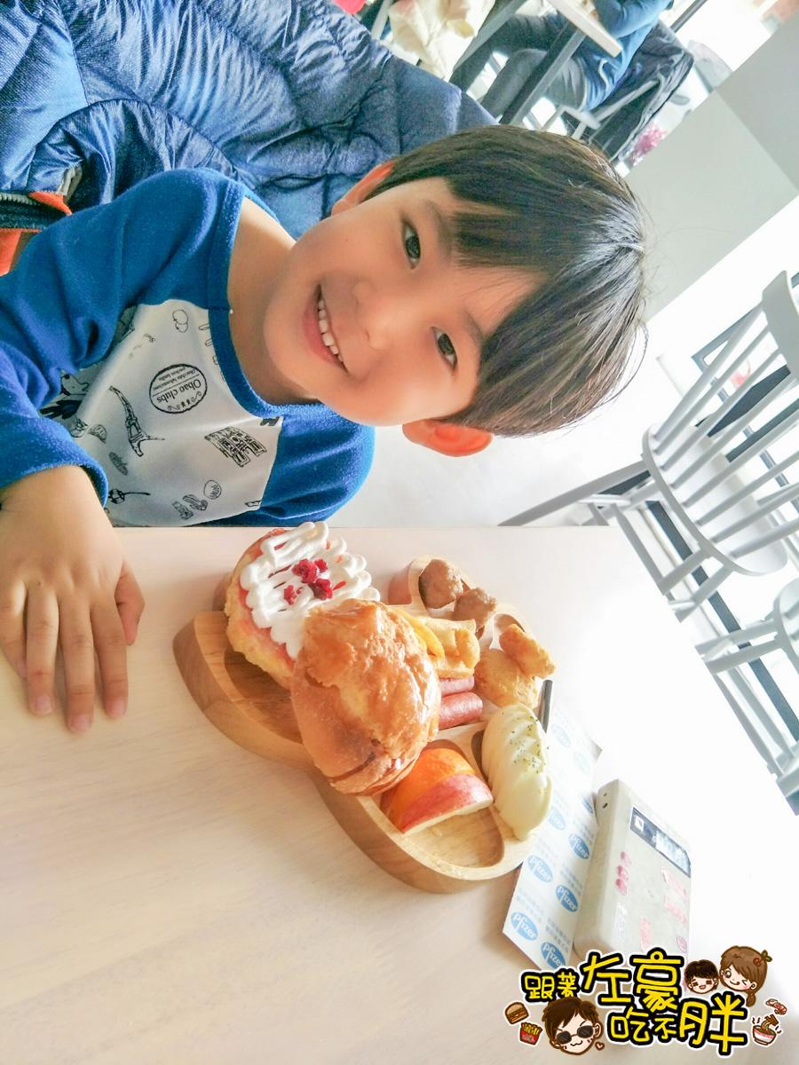 6吋盤早午餐(鳳山文中店)-8