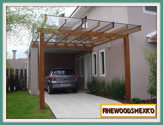 Tipos de pergolas prgola de madera tipos de pergolas todo para construir y renovar tu hogar - Tipos de pergolas ...