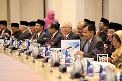 Mesyuarat majlis kebangsaan bagi hal ehwal ugama islam Malaysia ( MKI)ke-63.PMO,10/4/17