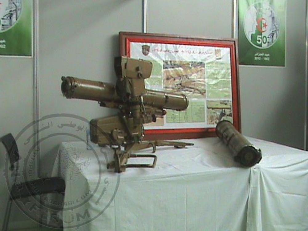 القوات البرية الجزائرية [  Missiles Anti-Chars ]   34019057655_b619419ac4_o