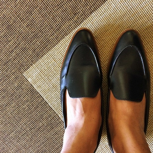 Love these shoes! @everlane