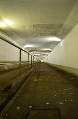 Clyde Tunnel Walkway