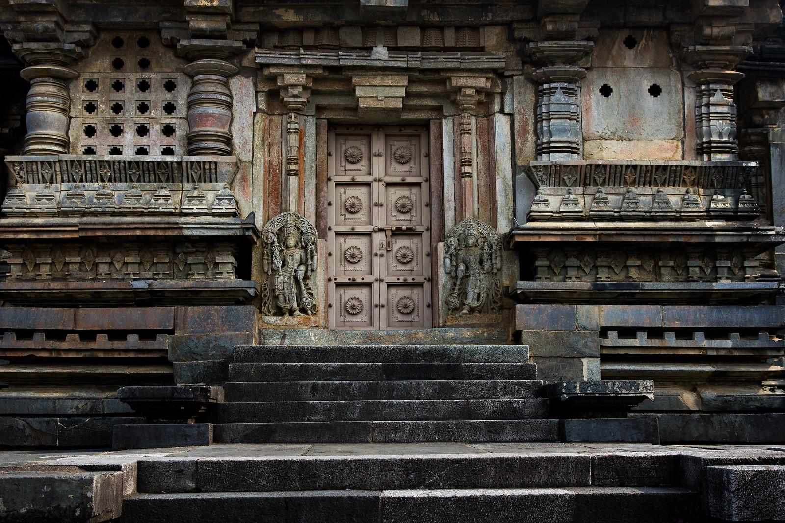 Chennakesava Temple , Belur