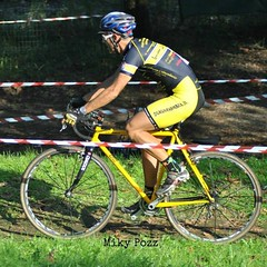 I'm not fast as @@bludado but totally in love with #cx #cyclocross #mud #zinoframes #mavic #m2 #mquadro #campagnolo #challengetyres