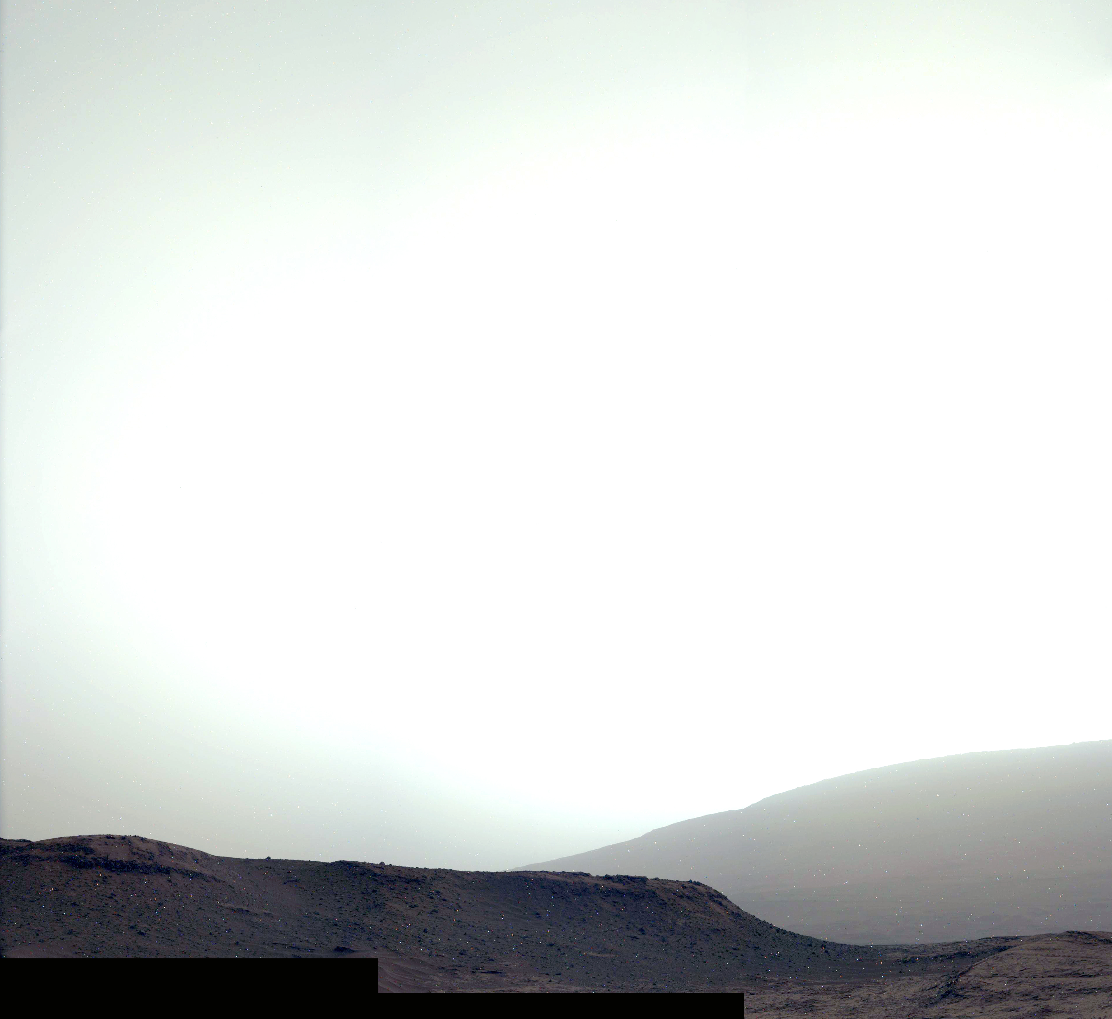 Curiosity Mastcam L sol 782