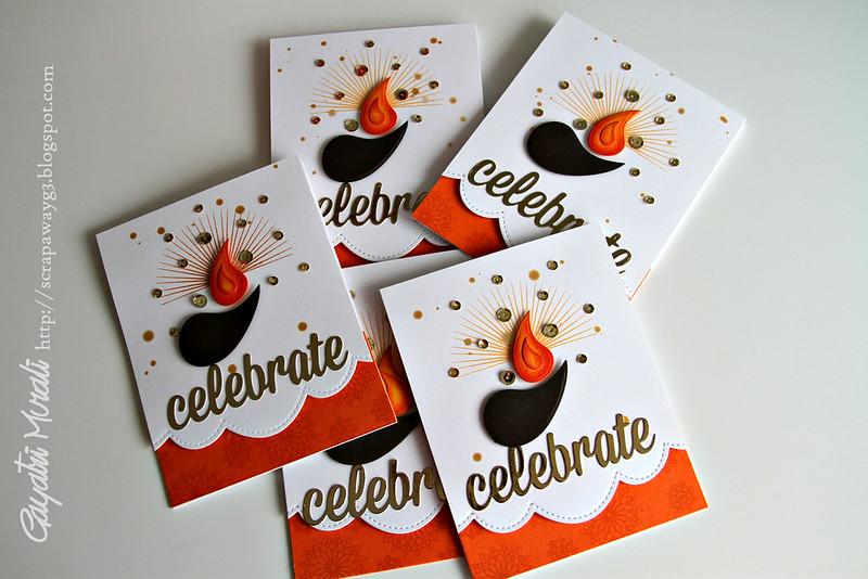 Celebrate flat
