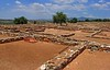 Macedonia, Greece, Olynthos archeological site, Hippodamian urban planning #Μacedonia by gentle wolf