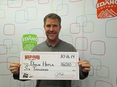 Darin Hopla - $6,000 Wild Card