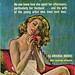 Midwood Books F336 - Amanda Moore - Nude in a Red Chair