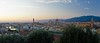 Florence skyline from Piazzale Michelangelo