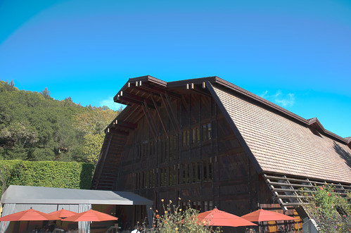 Rutherford Hill Winery, Napa