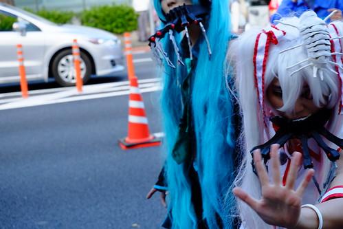 Kawasaki Halloween parade 2014 14
